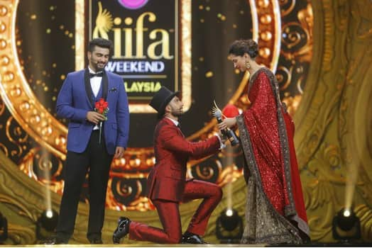 Special Moments at the IIFA Awards 2015