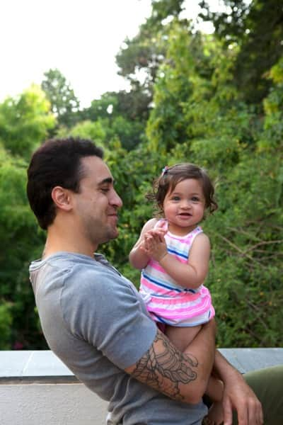 EXCLUSIVE: First Pictures of Imran Khan With Daughter Imara