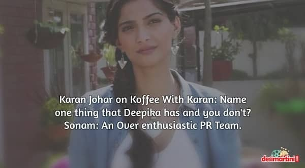 8 Quotes By Sonam Kapoor That Will Leave You In Splits!