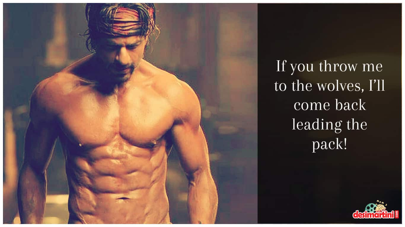 29 Most Honest Quotes From Shah Rukh Khan