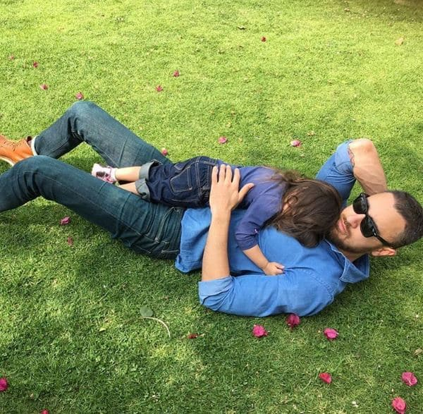 These Pictures Of Daddy Imran Khan And Daughter Imara Will Melt Your Heart!