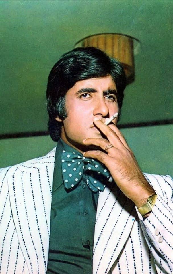Amitabh Bachchan: The Timeless Fashion Icon Of Bollywood Will ...