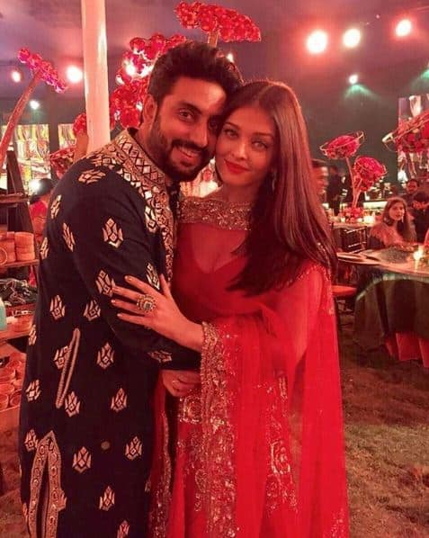 In Pictures: The Bachchans Look Royal At A Family Wedding!