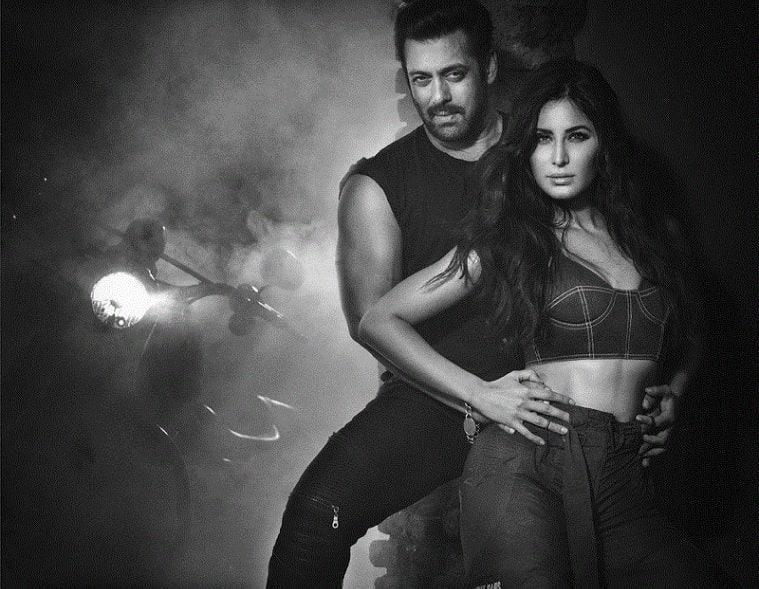 Salman Khan & Katrina Kaif's Hot Photoshoot For Vogue Will Warm Up Your Winters!