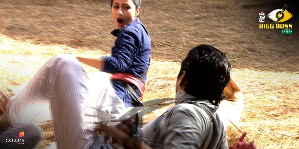 बिग बॉस 11 रिव्यू: प्रियांक, लव का साथ छूटने के बाद हिना ने पकड़ा नई बेस्ट फ्रेंड शिल्पा शिंदे का हाथ !