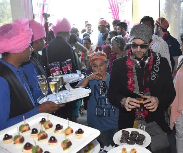 कुछ इस तरह कर रहे हैं नील नितिन मुकेश उदयपुर में अपनी शादी की तैयारी !