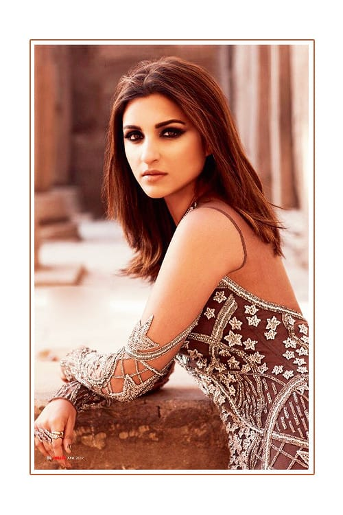 Parineeti Chopra Looks Like The Perfect Glam Doll In Her Radiant New Photoshoot For Hello Magazine