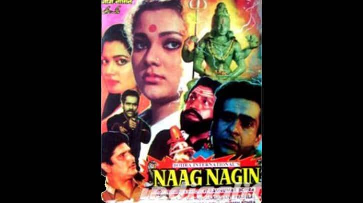 बॉलीवुड की इन 11 नाग-नागिन पर आधारित फिल्मों को आपको ज़रूर देखना चाहिए !