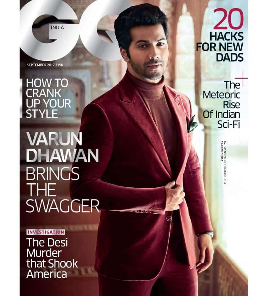 In Pictures: Varun Dhawan And Ali Fazal Turn Regal As Cover Boys!