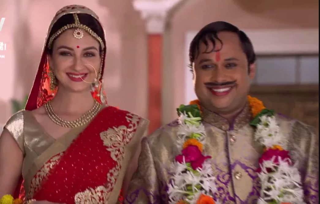 क्या?'भाभी जी घर पर हैं' की अनीता भाभी ने की हप्पू सिंह से शादी!