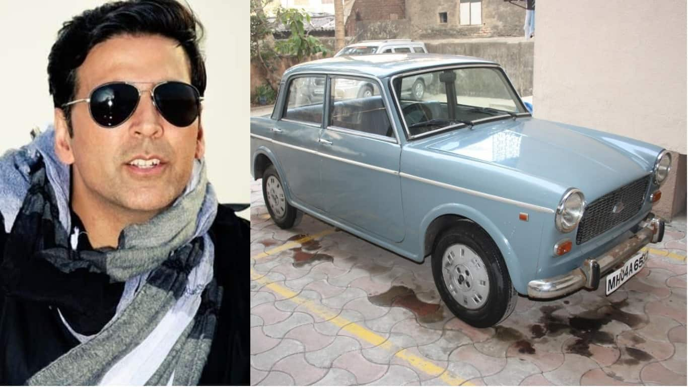 16 Bollywood And Hollywood Celebs And Their Very First Cars ...