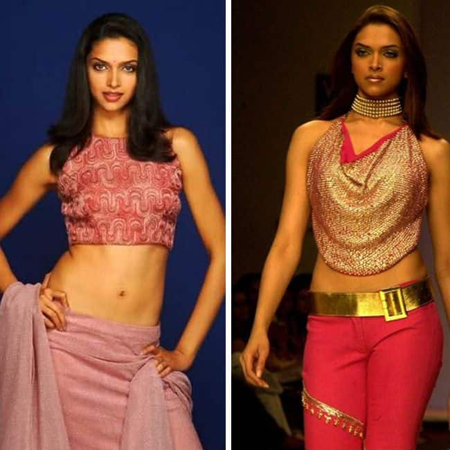 In Pics: Rare And Unseen Pics Of Deepika Padukone During Her M ...