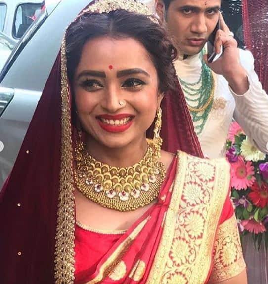 एक्ट्रेस पारुल चौहान और चिराग ठक्कर की शादी -