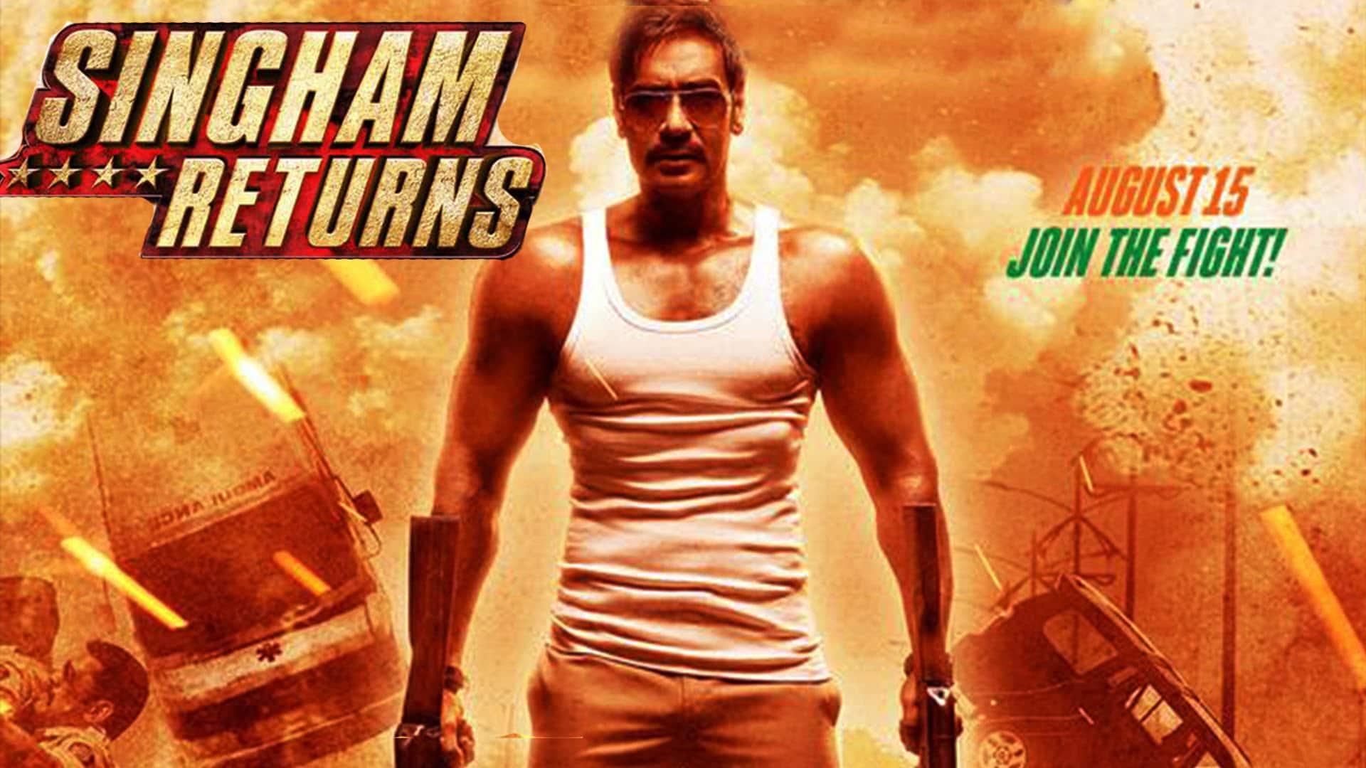 अजय देवगन की इन फिल्मों ने उन्हें बॉलीवुड का एक्शन स्टार बना दिया !