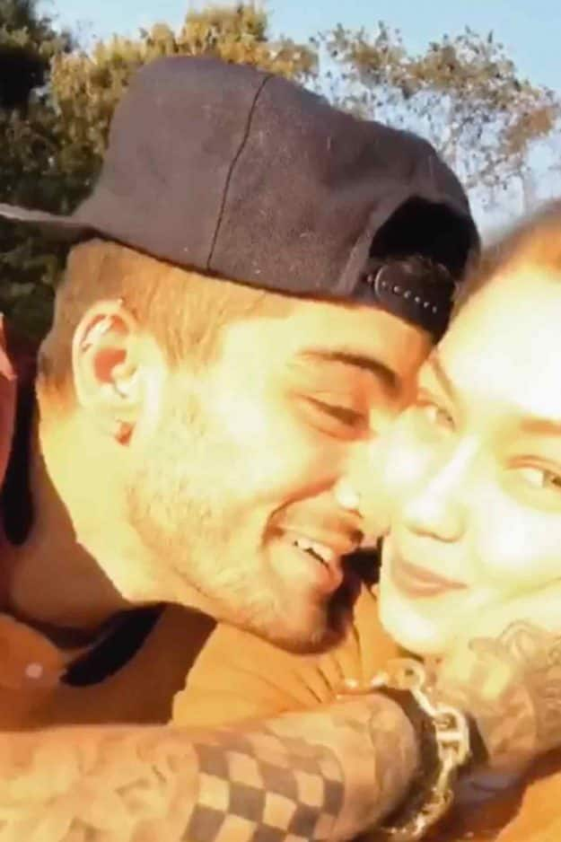 20 Pictures Of Zayn Malik And Gigi Hadid That Are Proof That They Look Best With Each Other!