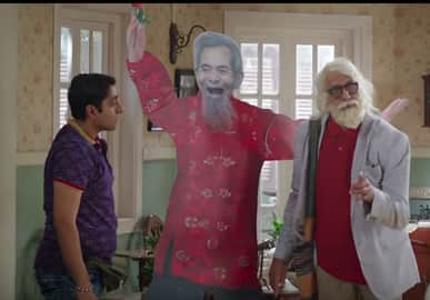 102 Not Out- Amitabh Bachchan and Rishi Kapoor Looks Splendid In This Most Unusual Coming Of Age Saga