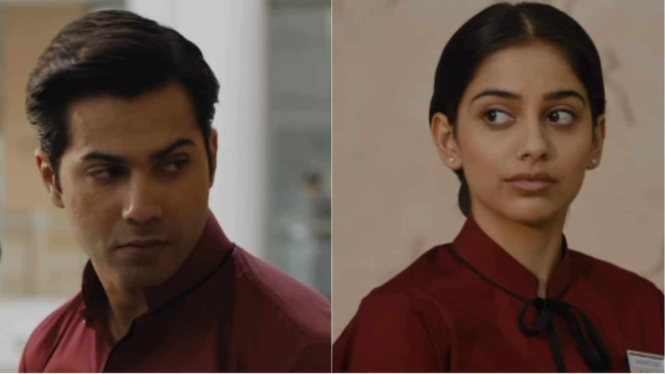 सादे-सच्चे प्यार की इबारत है वरुण धवन की फिल्म 'ऑक्टोबर' का पहला गाना !