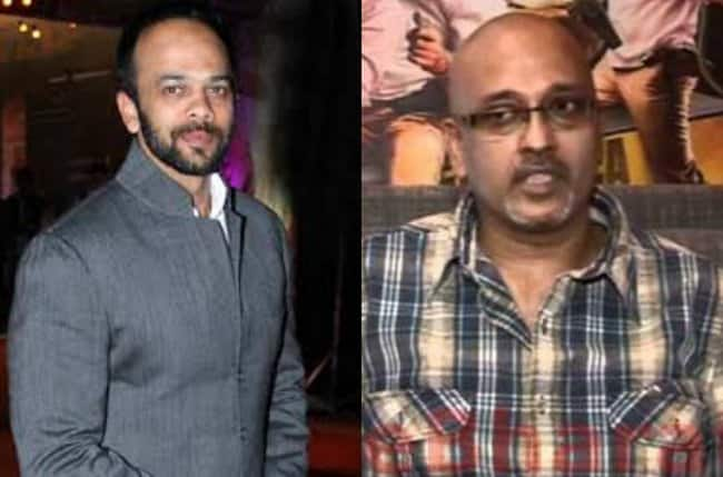 Rohit Shetty and Hriday Shetty -