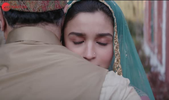 'Raazi' song 'Dilbaro' dedicated to father-daughter bond!