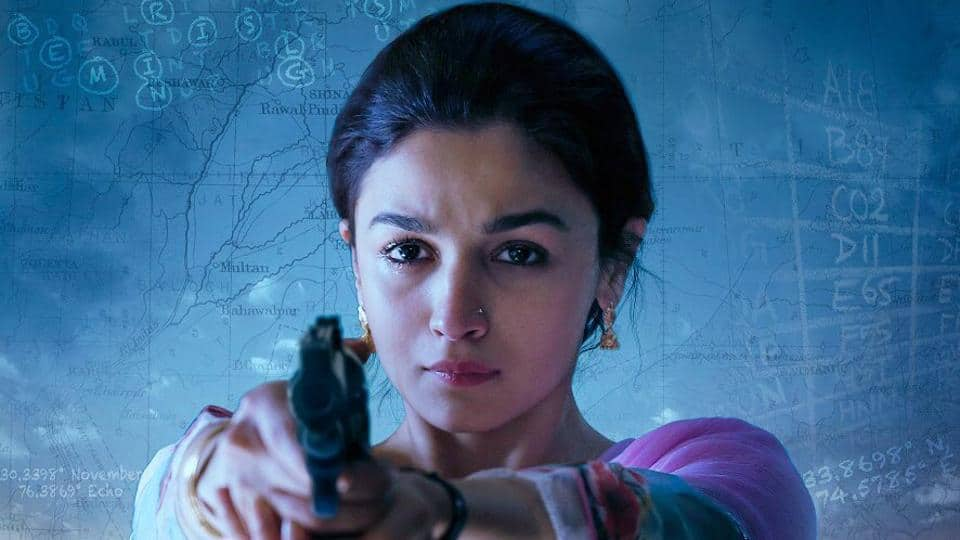 Rank 9: Raazi - Her latest venture earned 7.53 crores at the box office on its opening day