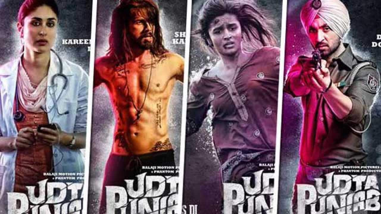 Rank 5: Udta Punjab - Despite the controversies, the film managed to earn 10.05 crores on his opening day and is widely considered one of Alia