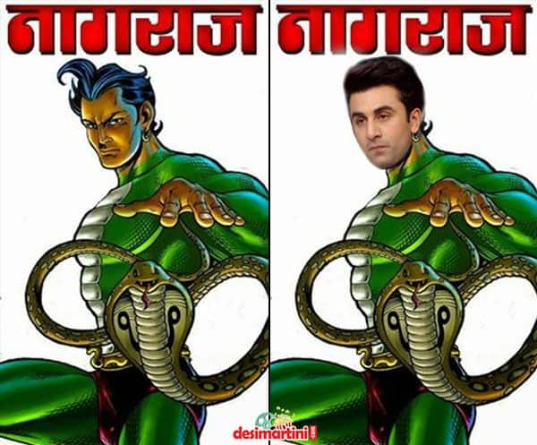 These Bollywood Actors Would Be The Perfect Fit As Raj Comics