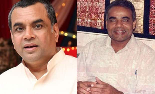 Paresh Rawal - Well, there is no doubt that Paresh Rawal will be one of the best choices to play the role. Not only is he a talented an impeccable actor, but they look like dopplegangers, especially  the pictures from Modi