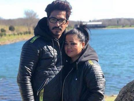 Bharti Singh and Harsh Limbachiya - The comedy queen is getting paid 2 lakhs per episode while his better half is earning Rs. 80,000 per episode.