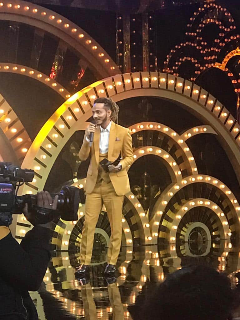 Tanishk Bagchi wins the HT Most Stylish Music Star - He says my music is my style and my style is my music.