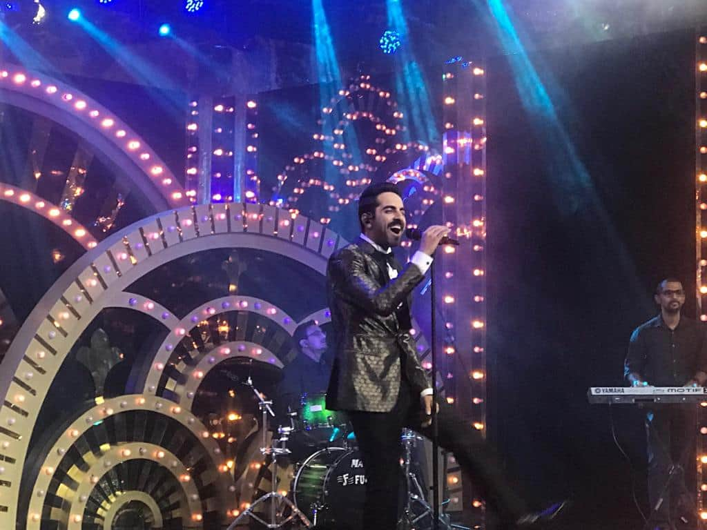 Ayushmann Khurrana is killing it with his performance -