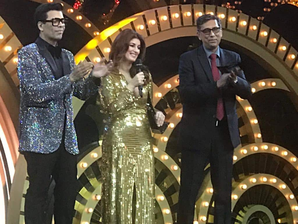 And the HT Most Stylish author is Twinkle Khanna -