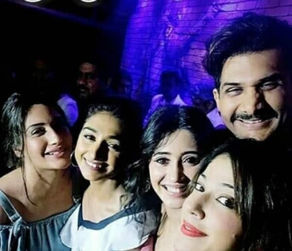 In Pictures: Shivangi Joshi Turns 21 Amidst Friends, Family