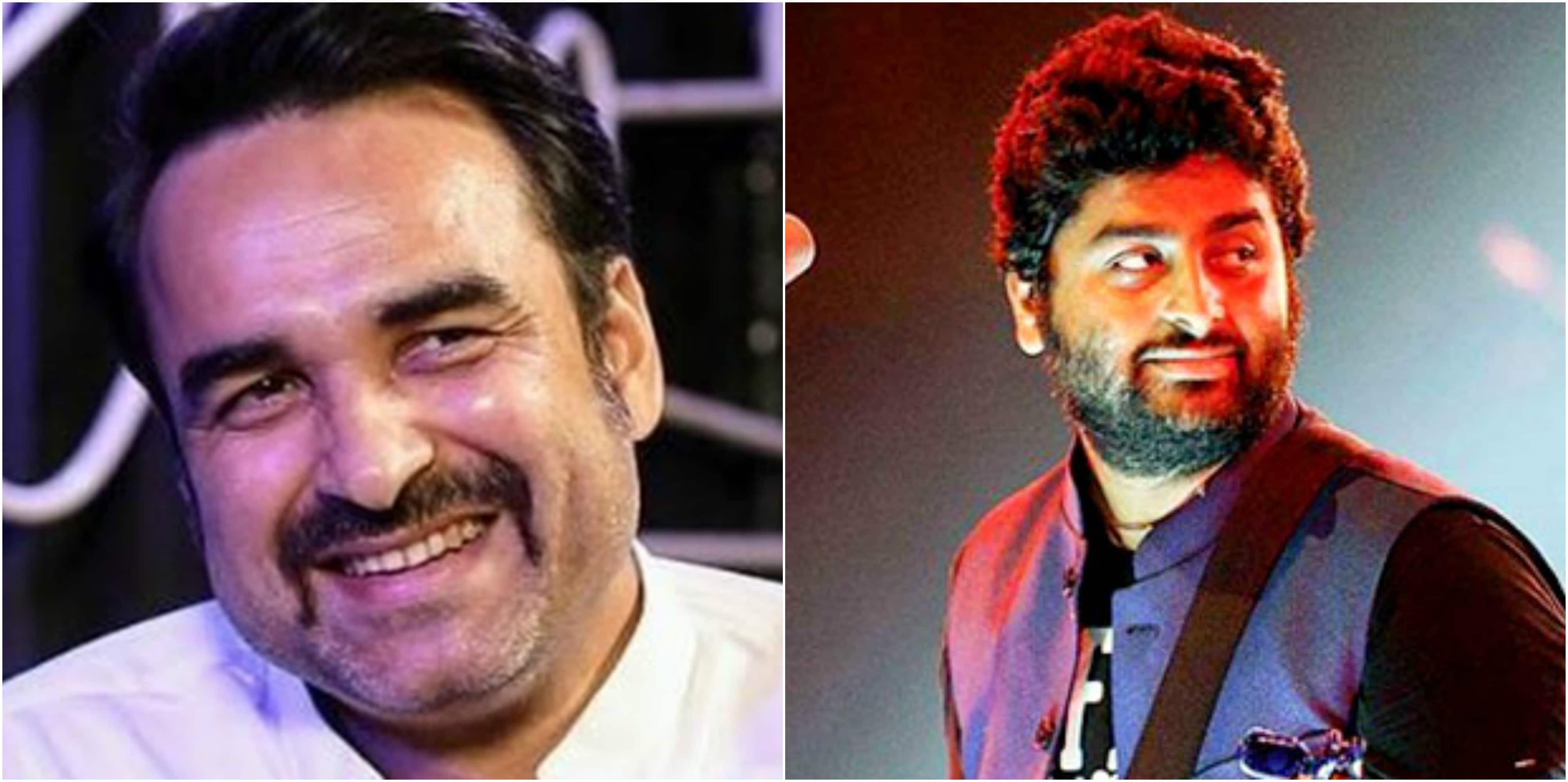 Pankaj Tripathi/Arijit Singh - Pankaj Tripathi is an actor par excellence and Arijit Singh is the best singer Bollywood has produced in a long time and that's why they deserve better. Stop treating them like aloo in Indian cuisine. One cannot just put them in everything a little to make it look legit.