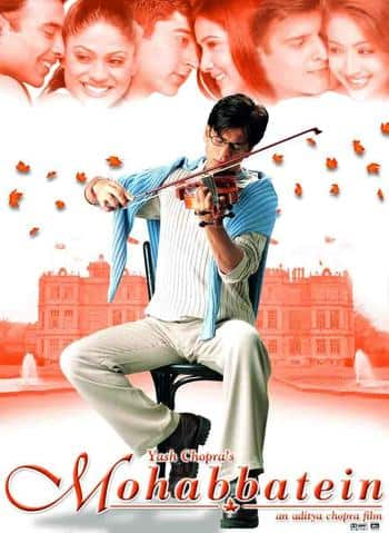 Mohabbatein Could Have Been Priyanka Chopra S Debut Sridevi And Sachin Tendulkar Could Have Also Been A Part Of The Film Desimartini