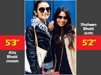 7 Younger Siblings Of Bollywood Who Are Taller Than Their