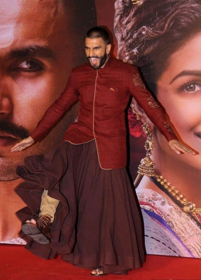 10 Quirky Outfits Carried By Ranveer Singh That Prove That He Is Bollywood Best Style Guru