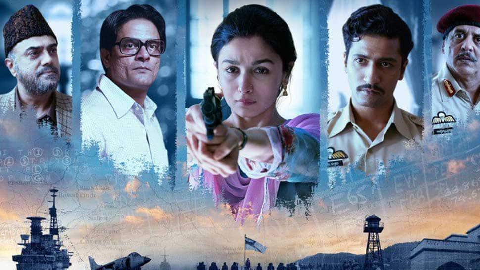 Alia Bhatt's Raazi Enters 100 Crore Club, Emerges As Biggest Ever Female Centric Film