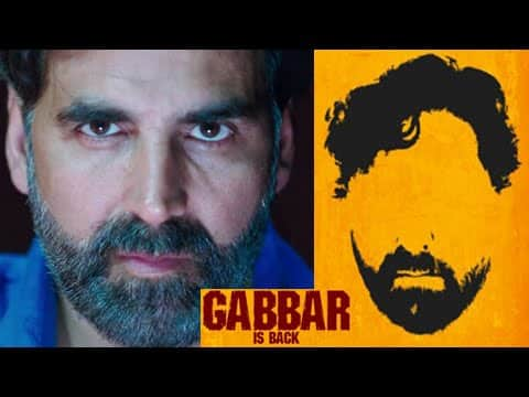 'Gabbar is Back' to hit the theatres on May 1