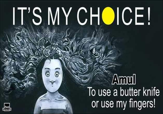 Amul Trolls Deepika Padukone over Her Choice!