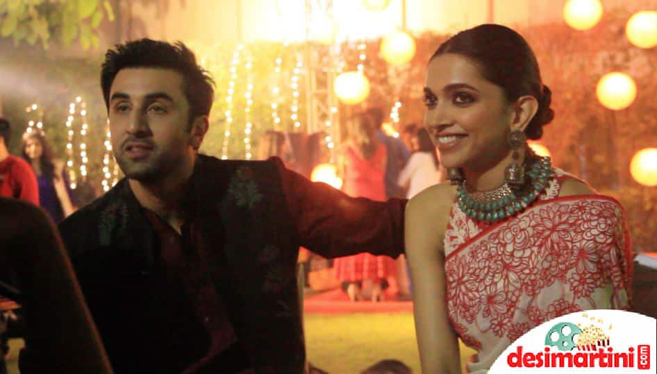 EXCLUSIVE INTERVIEW: Ranbir And Deepika Talk About Love, Life And Tamasha!