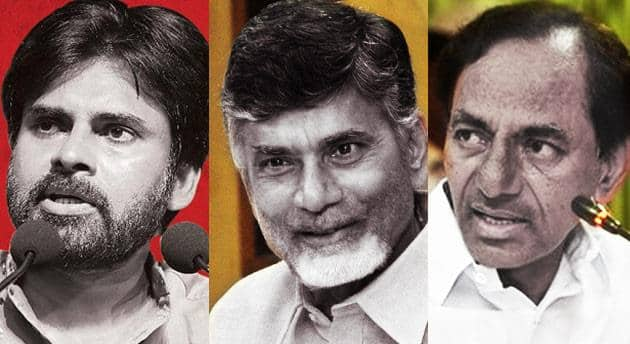 Pawan Kalyan, Chandrababu Naidu, Chandrashekar Rao Soon To Be Seen Together