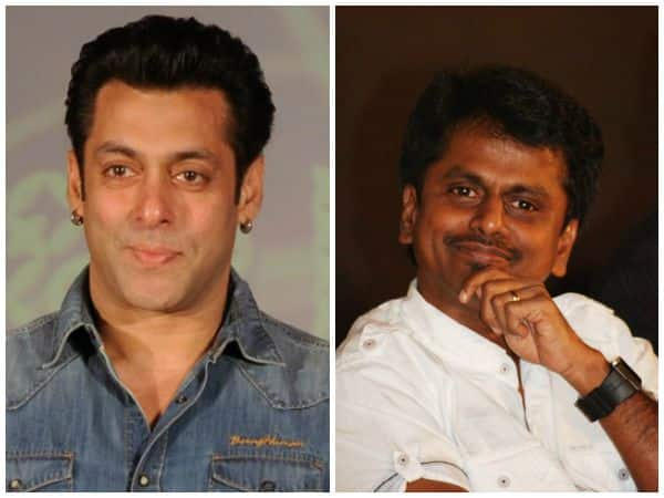 Salman Khan Roped In For A.R. Murugadoss' Upcoming?
