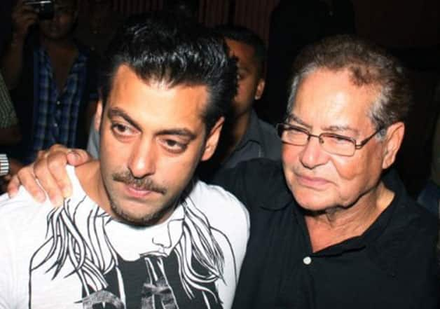 Salim Khan Explains Why He Doesn't Want To Write Scripts For His Son, Salman Khan!