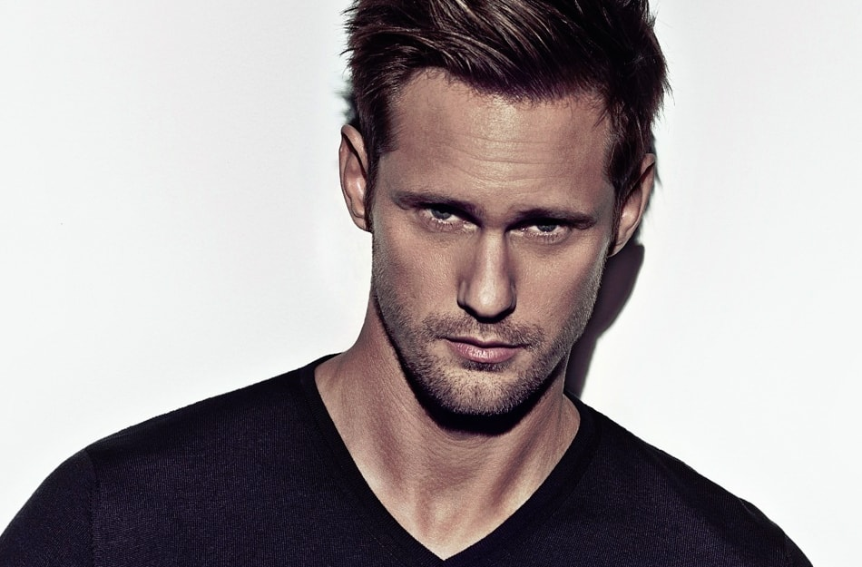 Alexander Skarsgard Doesn't Know What He's Doing With His Life