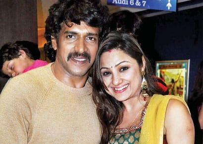 Upendra-Priyanka Celebrate 12th Wedding Anniversary
