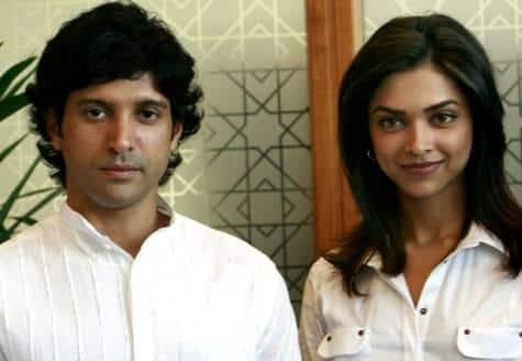 Farhan Akhtar To Pair Up With Deepika Padukone In Bejoy Nambiar's Next?