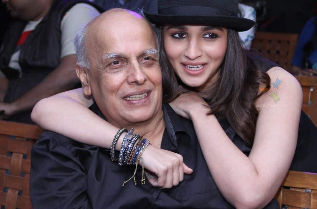Mahesh Bhatt: 'I am not talented enough to direct Alia Bhatt'