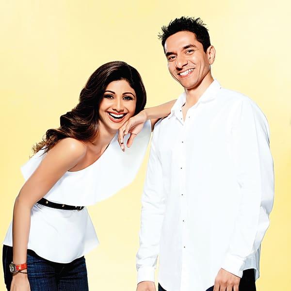 शिल्पा शेट्टी बनी ल्यूक कौटिन्हो के साथ 'द ग्रेट इंडियन डाइट'  की को-ऑथर