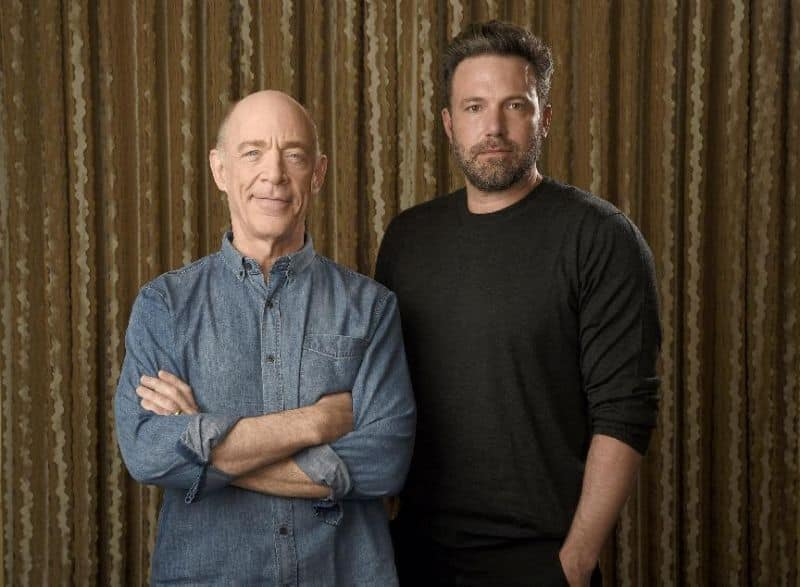 J. K. Simmons Joined 'The Accountant' Because Of Ben Affleck