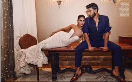 Ring Up The Fire Station Because Ranveer Singh And Vaani Kapoor Are Literally On Fire!